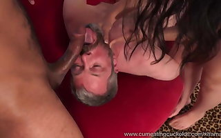 Nadia Ali Gets Pounded By Cock and Makes Husband Strike at Cum