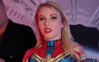 Amateur Boxxx - Dixie Lynn is a Teenage Overseer Marvel