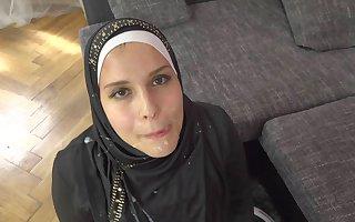Muslim go along with bitch