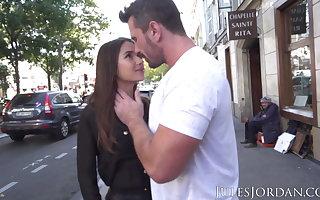 Be in charge European Babe Liya Variation