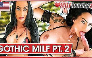 MILF Sidney Dark gets hot MILF Huntswoman cum! milfhunting24.com