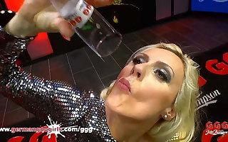 MILF Brittany Bardot Gets Gangbanged for Being a Slut