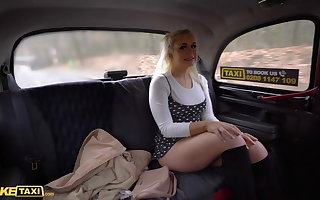 Fake Taxi, Blonde Brit Gina Varney Gets Fucked by Euro Cabbie