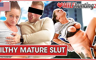 Adrienne Kiss gets banged by the MILF Hunter! milfhunting24