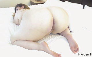 Vacant BBW Belly Play and Big Aggravation Stirring up