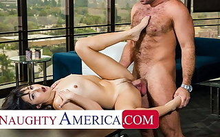 Naughty America - Isabella Nice is in need of a occupation