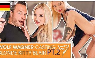 Kitty Blair dicked down & cum-glazed! wolfwagner.casting