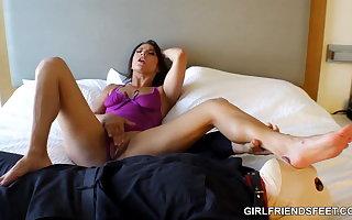 She Loves Foot Domination