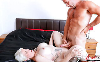 AGEDLOVE – British Of age Usual For Hard Rough Sex