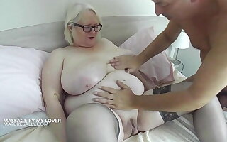 I love getting my successfully boobs massaged