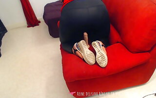 Vends-ta-culotte - JOI by French Dominatrix for Small Dick Losers
