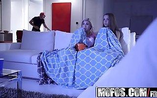 Mofos - Pervs Exceeding Patrol - (Cristi Ann, Liza Rowe) - Hardcore Halloween Prank