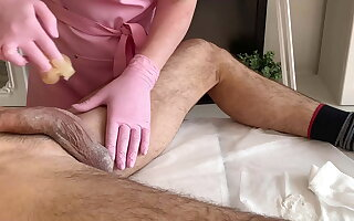 Every so often be advantageous to semen - ejaculation during waxing