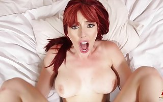 Prex Redhead Lauren Phillips Fucked roughly POV