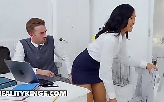 RK Designing - (May Thai) - Exchange Student Lessons - Reality Kings