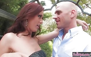 Twistys - (Karlie Montana, Johnny Sins) starring at Naughty Girl Thither The Garden-variety